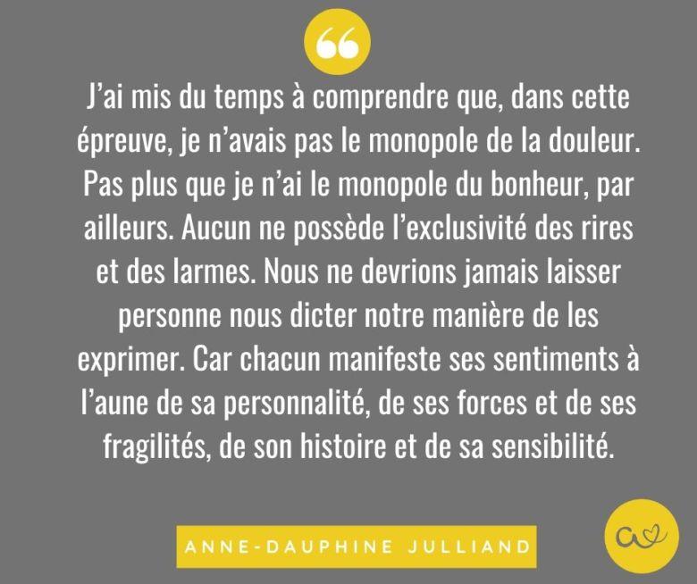 Anne Dauphine Julliand